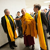 Dalai Lama at the University of Portland