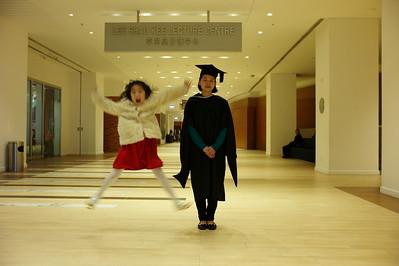 HKU graduation 2014