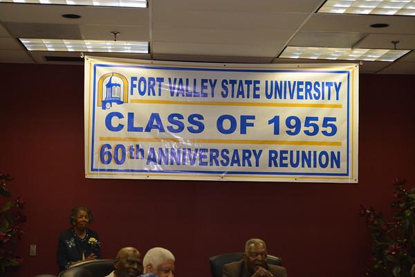 Homecoming 2015 - FVSU Class Reunions