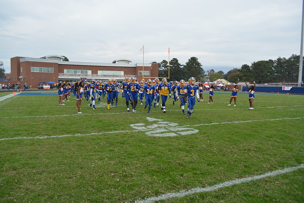 Homecoming 2015 - FVSU Football Game vs. Morehouse College
