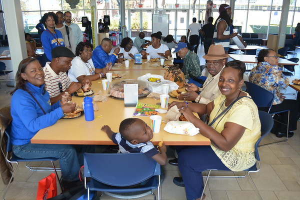 Homecoming 2015  - FVSU 120th Pre-Birthday Cookout & Fish Fry