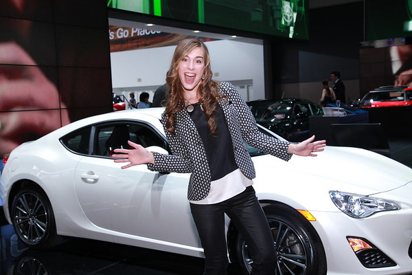 HOUR Auto Show Charity Preview