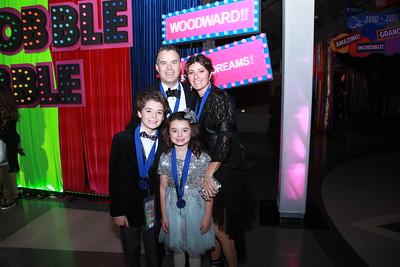 Vincent, Francesca, Matt and Antoinette Swikoski