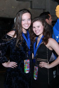 Grace Erickson, Megan Ladd