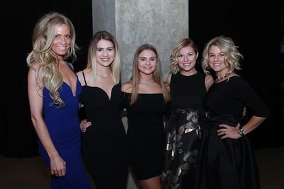 Bethany Talsma, Sam and Sophia Stann, Taylor Giesken, Lisa Stann