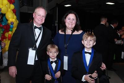 Glenn, Ethan, Susan and Jacob Minster