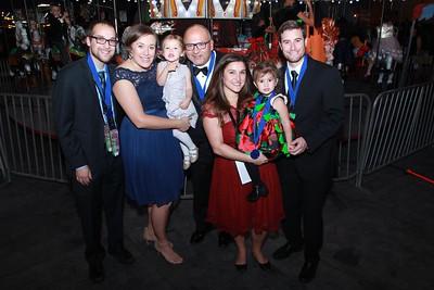 Brent, Caitlyn, Amelia and Jim Vella, Casie, Peyson and Stephen Ocana