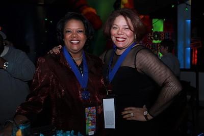 Stephanie Calhoun, Tammy Williams