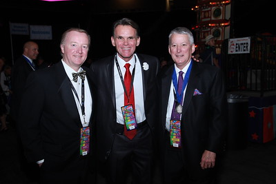 Andy Appleby, Mark Hackel, Rick Devore