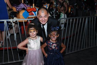 Mila Dacula, Mackenzie and Hai Phung