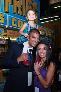 Kahlil, Layla and Monica Assad