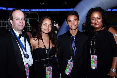 Paul, Nicole and Ben Jakabcsin, Pam Alexander
