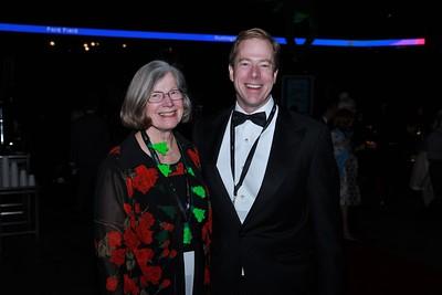 Ann and David Nicholson
