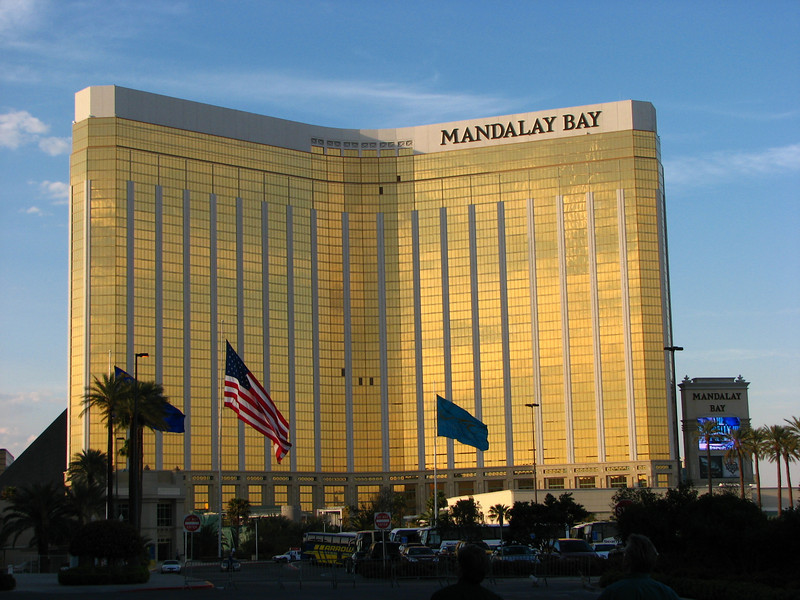 Mandalay Bay, home of SunGard Summit 2007.