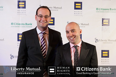 HRC 2013 - Step & Repeat