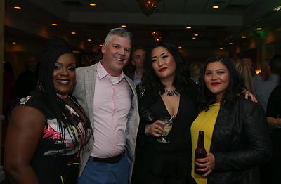 Rockville Centre, NY: Grammercy Ballroom   Holy Trinity High School celebrates its 20 Reunion   May 6th 2017   Credit: Chris Bergmann  Photography