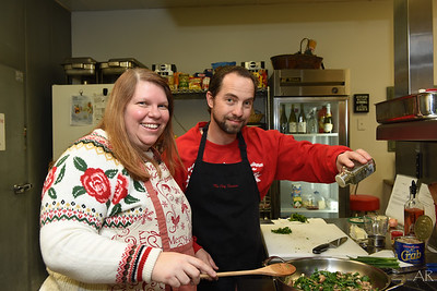 HTNG 2017 Holiday Cooking Party
