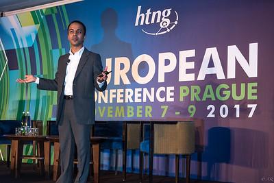 HTNG presenter Kanishka Agiwal - The AI Age