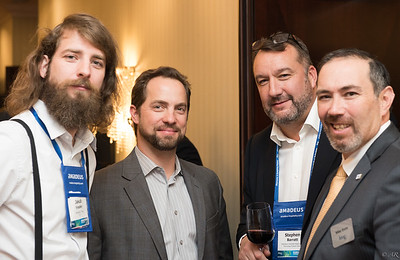 Jakub Vysoky, Armand Rabinowitz, Stephen Barrett, Mike Blake