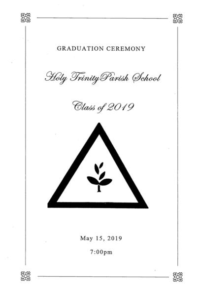 Graduation Program_Cover