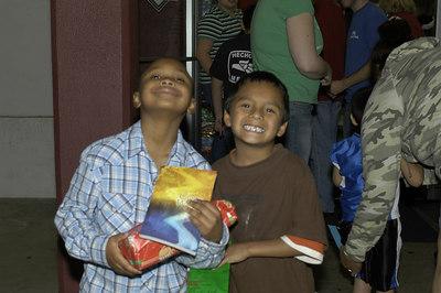 HWMC Christmas Outreach 2006