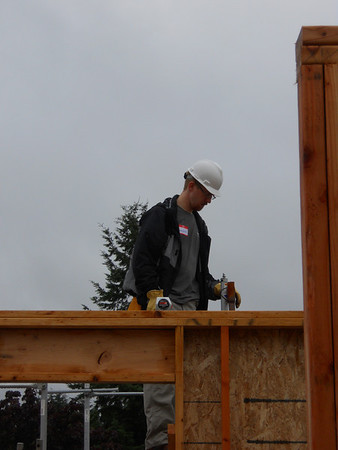 Habitat For Humanity Build 2011