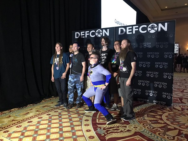 Winner DEFCON 2017