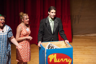 Hairspray Stage Play Roosevelt High School