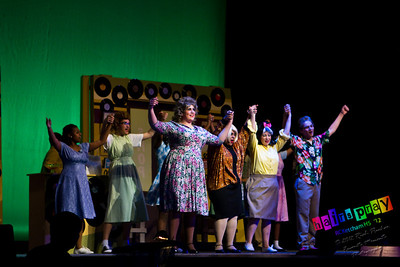 Roy C Ketcham high school Masque and Mime Society present the musical Hairspray.