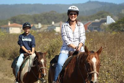 Half Moon Bay Horseback 2018