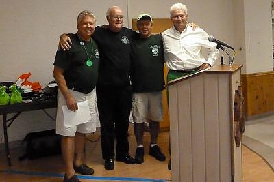Marty, John, Eddie & Mike