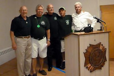 Bob, Marty, John, Eddie & Mike