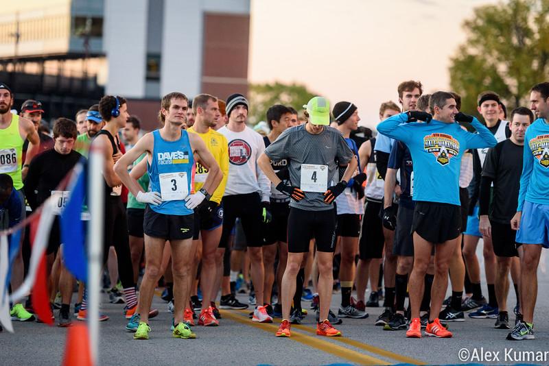10/22/16 Purdue Boilermaker Half Marathon