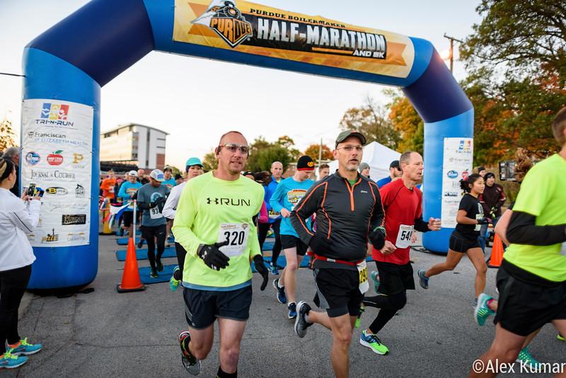 10/22/16 Purdue Half Marathon