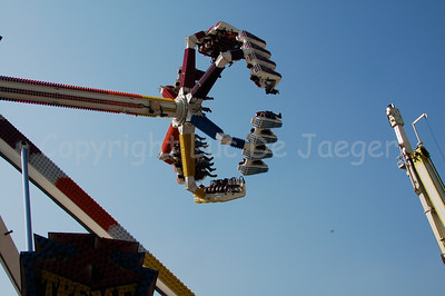 "The X-Treme is kind of a ""G-Force"" attraction going to 21m in height above the ground and inclining 120 degrees. Shot with the Nikkor 18-200mm zoom lens. No post processing at all."