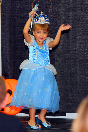 Danielle my great granddaughter in pageant