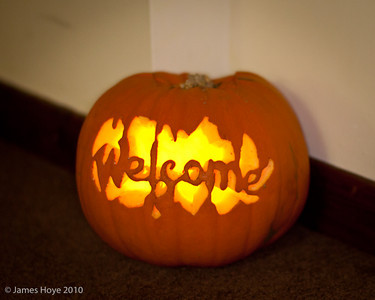Welcome to Hallowe'en at Bressingham