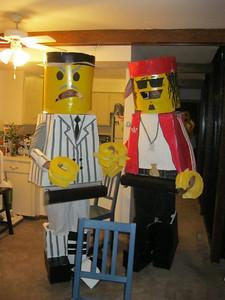 Employee Costume Contest