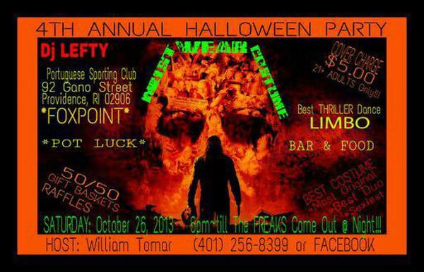 Fox Point 4th annual Halloween Bash