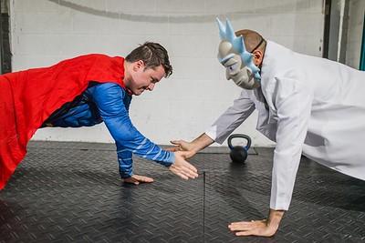 2018 Halloween Costume WOD