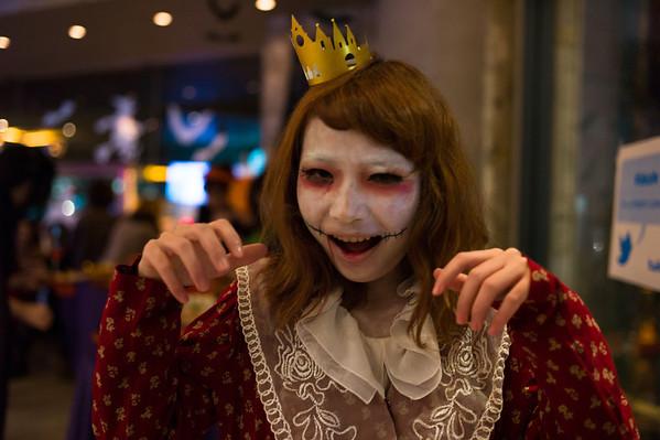 Halloween Fabcafe 2013