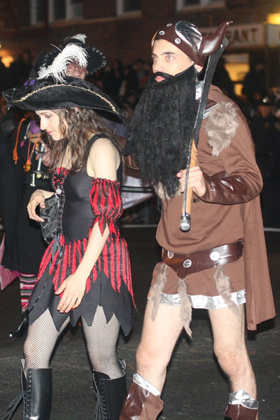 2007 Halloween Parade, New York