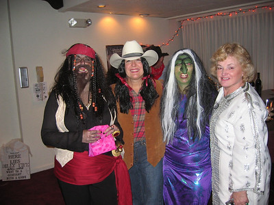 2006 Halloween party 010