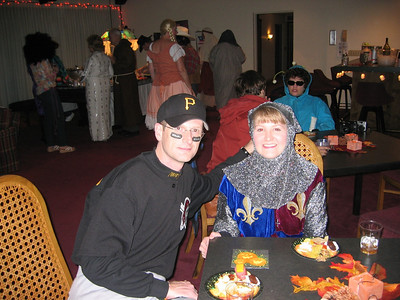 2006 Halloween party 006