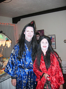 2006 Halloween party 013