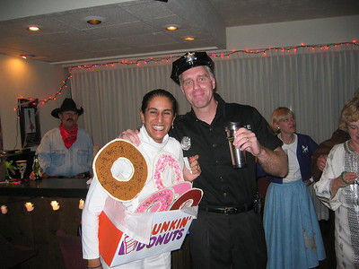 2006 Halloween party 016