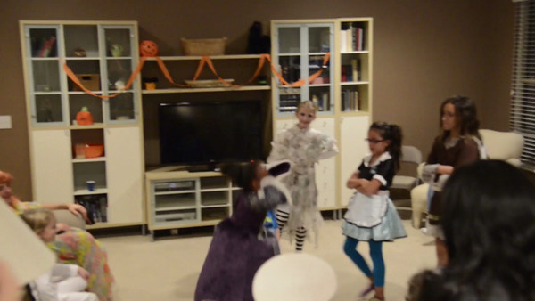 Halloween Party, October 27, 2012