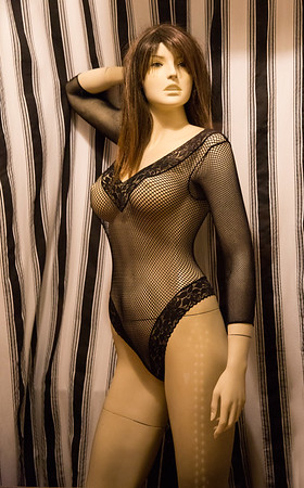 Mannequin mesh Jerome 0909