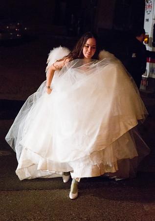 angel bride halloween 0918