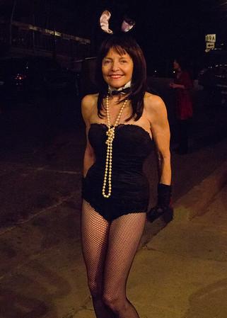 Patricia Playboy Bunny closer 0978